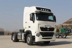 中国重汽 HOWO T7H重卡 440马力 4X2牵引车(ZZ4187V361HE1) 卡车图片