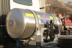 中国重汽 HOWO T7H重卡 440马力 6X4 LNG牵引车(13T后桥)(国六)(ZZ4257V384HF1LB)