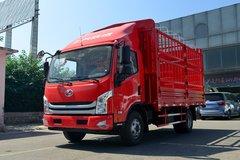 跃进 超越C500-33 领先版 156马力 4.2米单排仓栅式轻卡(SH5042CCYZFDDWZ4) 卡车图片