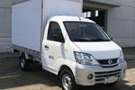 昌河 福瑞达K11S 舒适型 1.5L 116马力 汽油 2.56米单排厢式微卡(CH5022XXYUMV21)
