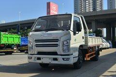 江铃 新款顺达窄体 116马力 3.7米单排栏板轻卡(国六)(JX1041TCB26)