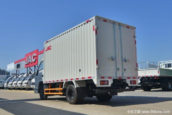 优惠0.5万新款顺达4.2米载货车促销中