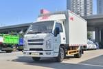江铃 新款顺达窄体 116马力 3.7米单排厢式轻卡(国六)(JX5041XXYTCB26)图片