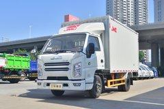 江铃 新款顺达窄体 116马力 3.7米单排厢式轻卡(国六)(JX5041XXYTCB26) 卡车图片