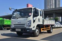江铃 凯运强劲版 152马力 3.7米排半栏板轻卡(JX1045TGH25) 卡车图片