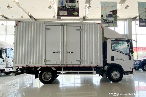 优惠1.5万庆铃五十铃KV100载货车箱车