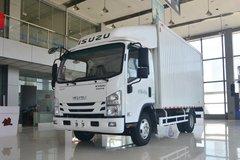 庆铃 五十铃KV100 120马力 4.17米单排厢式轻卡(QL5043XXYBUHAJ)