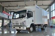 庆铃 五十铃KV600 120马力 4.13米单排厢式轻卡(QL5043XXYBUHAJ)