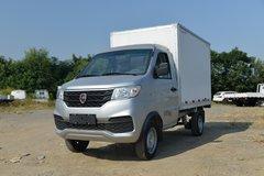 金杯 T20 85马力 1.2L 汽油 2.61米单排厢式微卡(国六)(JKC5020XXYD6L1) 卡车图片