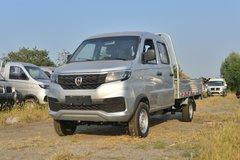 金杯 鑫源T22S 1.5L 102马力 汽油 2.55米双排栏板微卡(国六)(JKC1030SS6EL8) 卡车图片