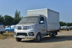 金杯 T30 2021款 标准型 1.5L 102马力 汽油 2.865米单排翼开启厢式微卡(国六)(JKC5020XYK-DS6BL) 卡车图片