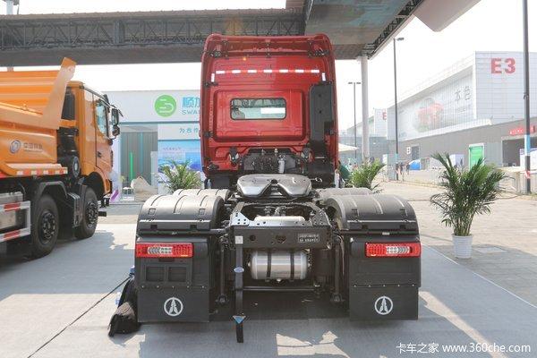 降价促销北奔V3ET牵引车仅售43.60万