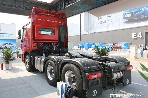 优惠0.8万上海北奔V3ET牵引车促销中