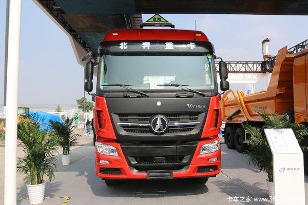 优惠0.5万上海北奔V3ET牵引车促销中