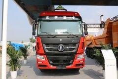 北奔 V3ET重卡 精英版 轻量化危运款 460马力 6X4 危险品牵引车(国六)(ND4259BD6J7Z01)