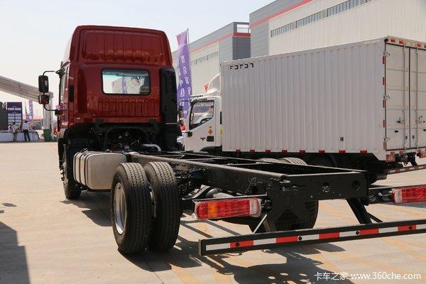 福田 欧航R系(欧马可S5) 绿通之星 245马力 9.78米厢式载货车(东风康明斯)(BJ5186XXY-A3)