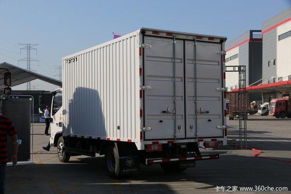 降价促销欧马可S1载货车仅售10.80万元
