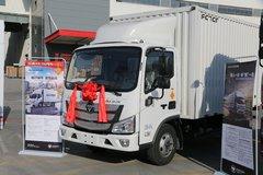 福田 欧马可S1系 143马力 4.14米单排厢式轻卡(BJ5048XXY-FE) 卡车图片