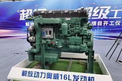 锡柴CA6DX1-75GG41 16L 750马力 国六 柴油发动机