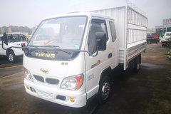 唐骏欧铃 小宝马 1.6L 105马力 CNG 3.48米排半仓栅式微卡(国六)(ZB5035CCYBPD0L) 卡车图片