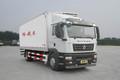 中国重汽 汕德卡SITRAK G5 250马力 4X2 6.8米冷藏车(ZZ5166XLCK521GF1)图片
