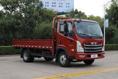 福田 时代领航6 156马力 4.2米单排栏板轻卡(BJ1043V9JDA-DW) 卡车图片