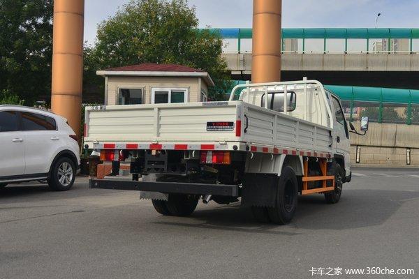 优惠0.5万江铃顺达窄体载货车促销中