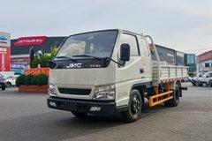 江铃 顺达窄体 普通款 116马力 3.3米排半栏板轻卡(JX1041TPCB25) 卡车图片