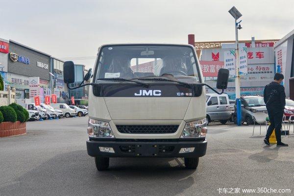 优惠2000元阳江江铃顺达载货车促销中