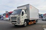 江铃 新款顺达 129马力 4X2 4.13米冷藏车(JMT5042XLCXG26)