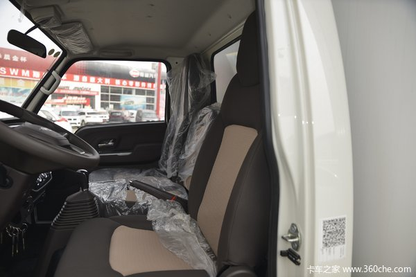 回馈客户新款顺达冷藏车仅售17.30万元