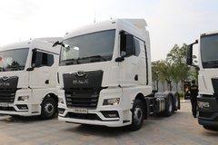曼(MAN) 新TGX系列重卡 470马力 6X2R 牵引车(TGX28.470)