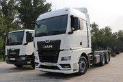 曼(MAN) 新TGX系列重卡 510马力 6X4牵引车(TGX28.510)