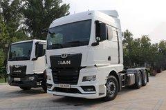 曼(MAN) 新TGX系列重卡 510马力 6X4牵引车(TGX28.510) 卡车图片