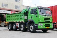 青岛解放 悍V重卡 2.0版 350马力 8X4 6.2米自卸车(CA3310P1K15L2T4E6A80)图片