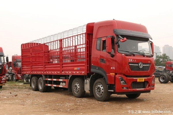 回馈客户东风天龙KL载货车仅售31.98万