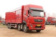 东风商用车 天龙KL重卡 465马力 8X4 9.6米仓栅式载货车(DFH5310CCYA1)