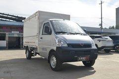 五菱 荣光小卡 1.5L 107马力 汽油 2.554米单排翼开启厢式微卡(LQG5029XYKP6) 卡车图片