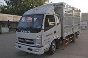 凯马 K8福运来 95马力 3.83米排半仓栅式轻卡(KMC5042CCYA33P5)