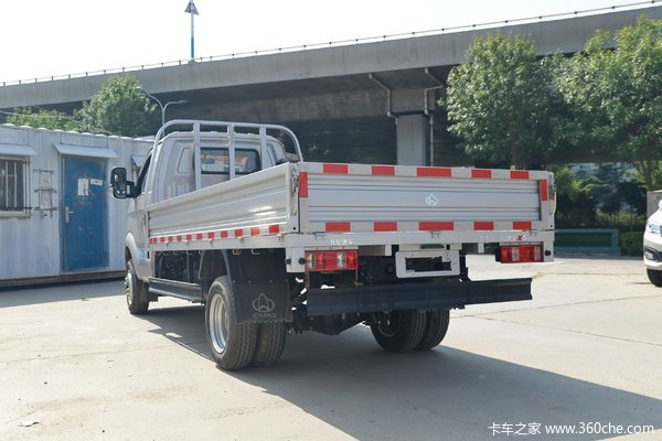 优惠0.2万长安跨越王X5载货车促销中