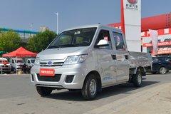 开瑞 优劲 标准型 1.3L 91马力 汽油 2.5米双排栏板微卡(国六)(SQR1025H10) 卡车图片