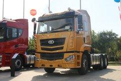 华菱 汉马H7重卡 450马力 6X4牵引车(16挡)(HN4252H46C4M5) 卡车图片