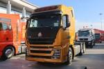 中国重汽 HOWO T7H重卡 480马力 6X4 LNG牵引车(国六)(ZZ4257V384HF1LB)图片