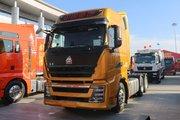 中国重汽 HOWO T7H重卡 480马力 6X4 LNG牵引车(国六)(ZZ4257V384HF1LB)