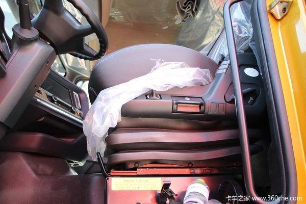 中国重汽 HOWO TH7重卡 540马力 6X4牵引车(ZZ4257W324HE1B)