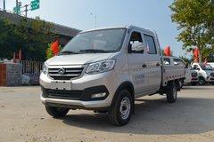长安跨越王 X3 标准版 1.5L 汽油 112马力 2.55米双排栏板小卡(单后轮)(国六)(SC1031YAS62)