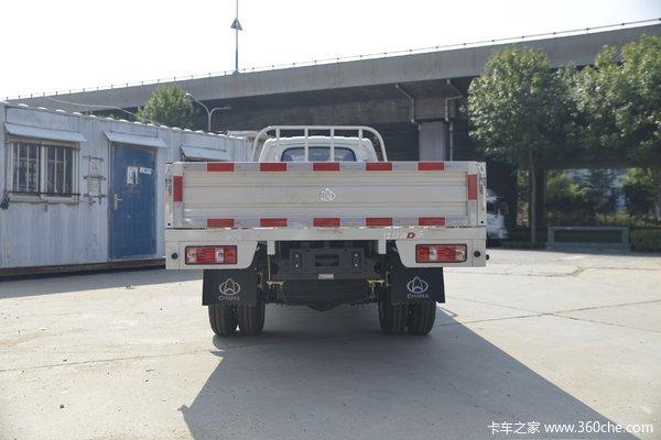 优惠0.4万榆林跨越者D5载货车促销中