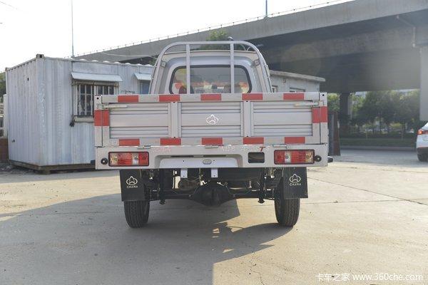 优惠0.3万榆林长安新豹T3载货车促销中