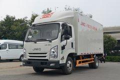 江铃 凯运升级版 129马力 4.08米单排厢式轻卡(国六)(JX5043XXYTG26)