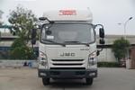 江铃 凯运升级版 中体 122马力 4.08米单排厢式轻卡(液刹)(JX5043XXYTG26)图片